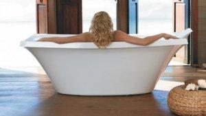 Домашняя аквааэробика в ванной для похудения. Комлекс упражнений для ванной