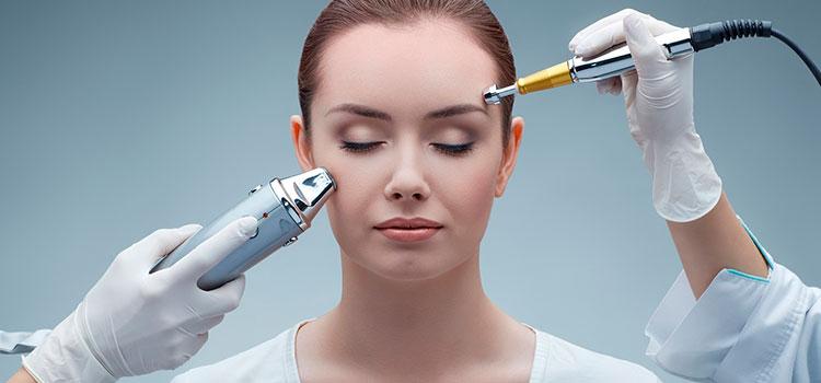 Инъекционная, безинъекционная и домашняя мезотерапия кожи лица