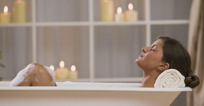 Домашние ванны для похудения. В чем секрет?!