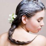 Домашние маски для волос, правила нанесения