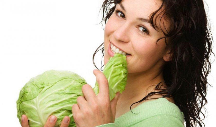 Домашние рецепты масок из капусты для густых и крепких волос