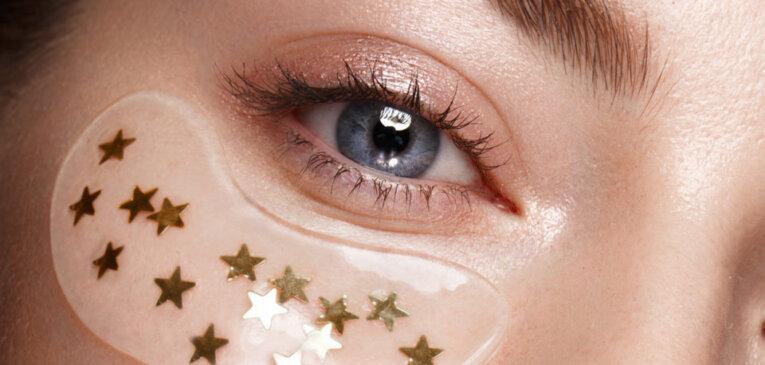 5 рецептов домашних гидрогелевх патчей под глаза. Приготовление, использование и хранение