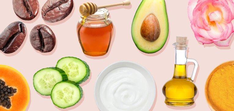 11 рецептов домашних масок для лица на основе натуральных ингредиентов