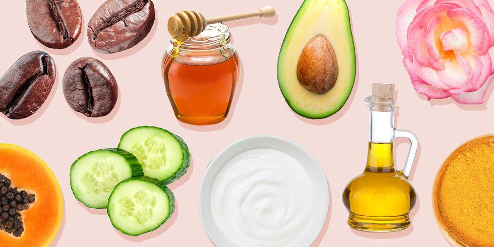 Рецепты домашних масок для лица из натуральных ингредиентов