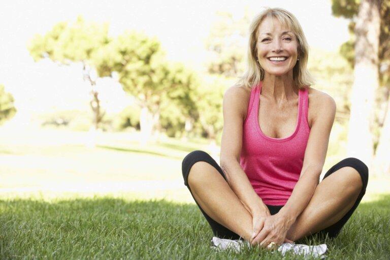 как похудеть после менопаузы женщине
