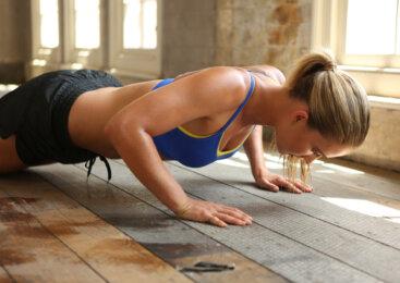 Эффективные упражнения на грудные мышцы для женщин
