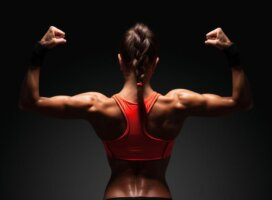 Домашний комплекс упражнений на мышцы рук и плечей