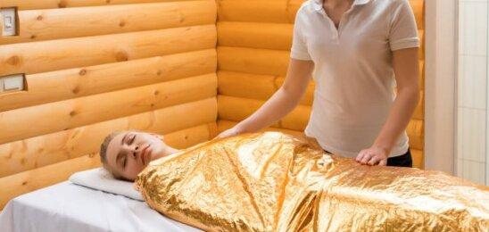 Обертывания в спа-салоне: контурируем тело